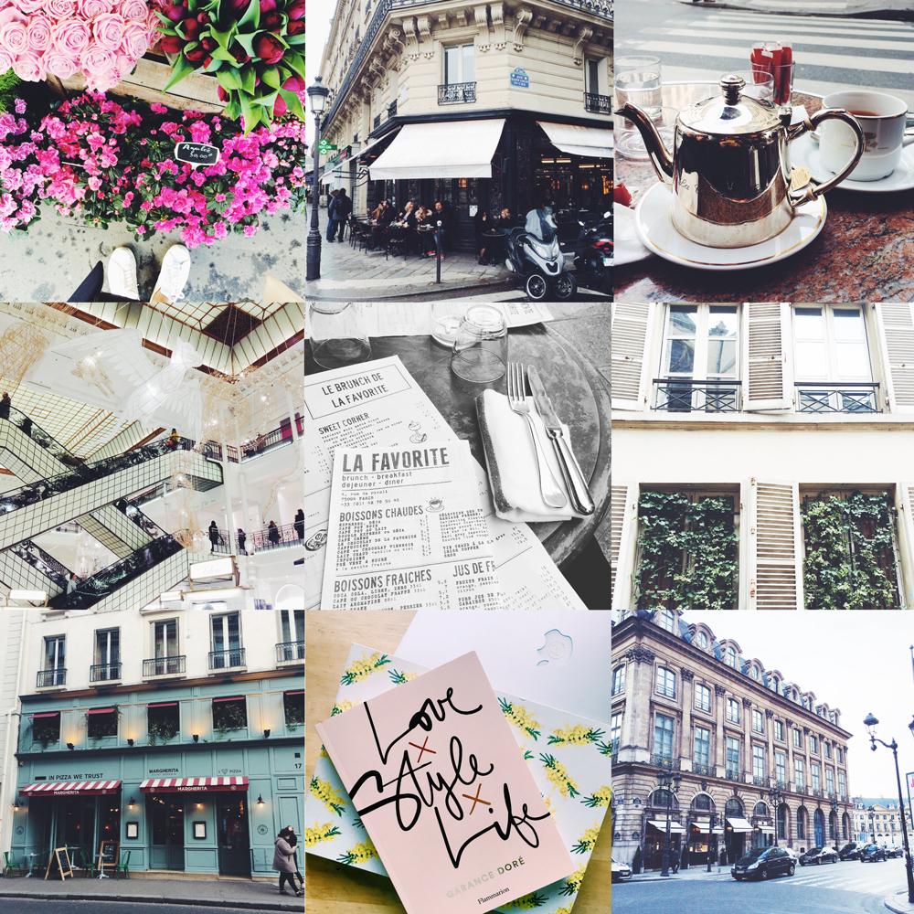 Parisian Secrets