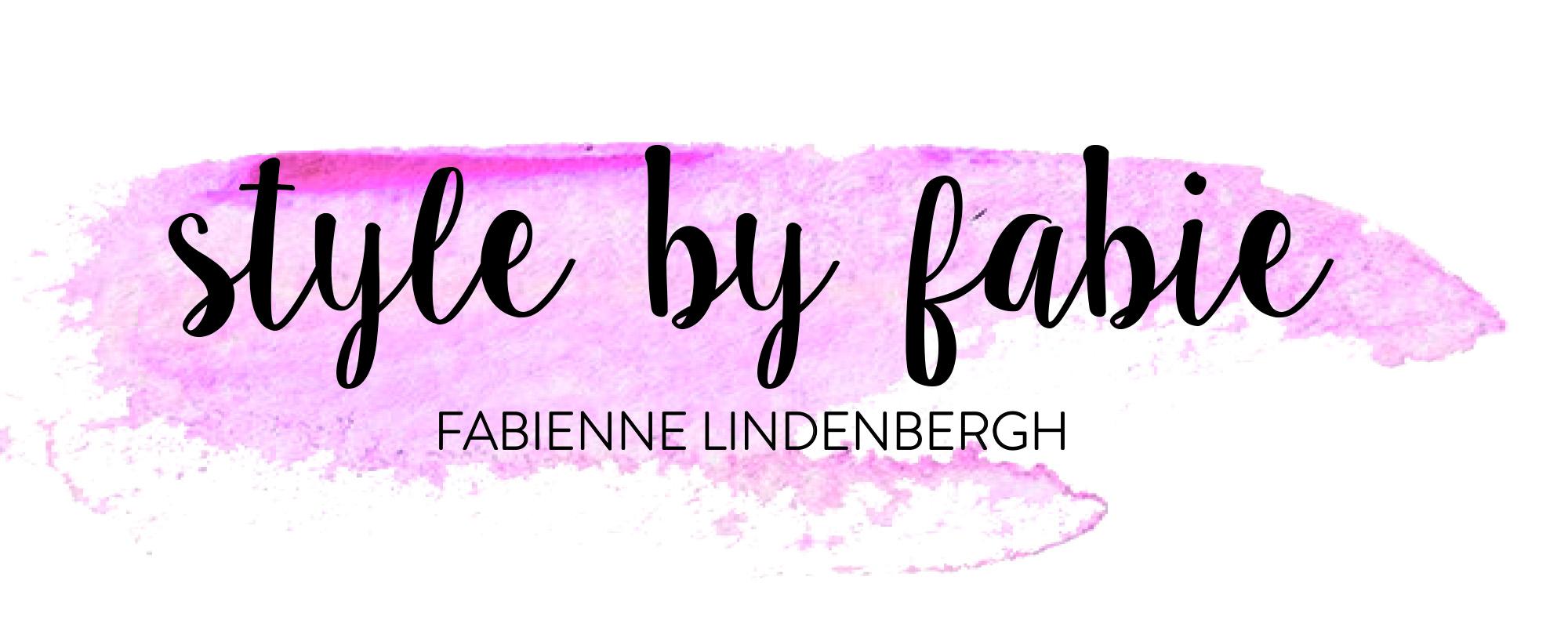 STYLEBYFABIE.COM - Fabienne Lindenbergh